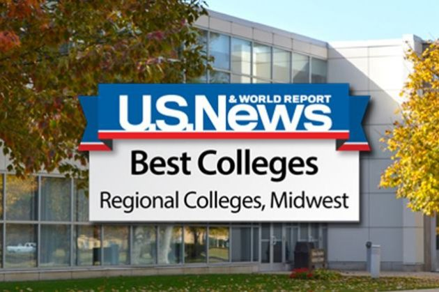 IW best colleges midwest