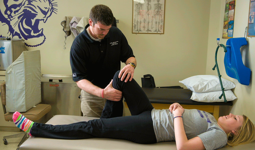 Pre Chiropractic With Palmer Iowa Wesleyan University