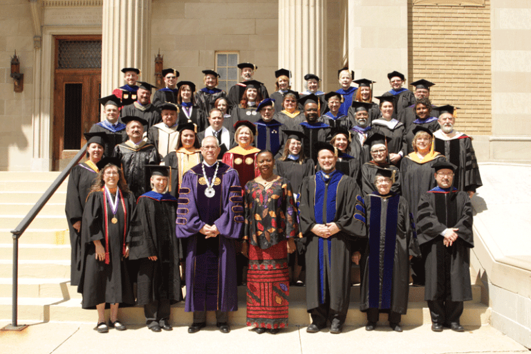 IW cabinet Commencement