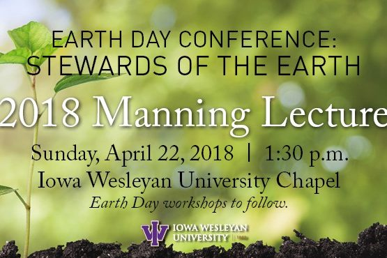 IW earth day conference
