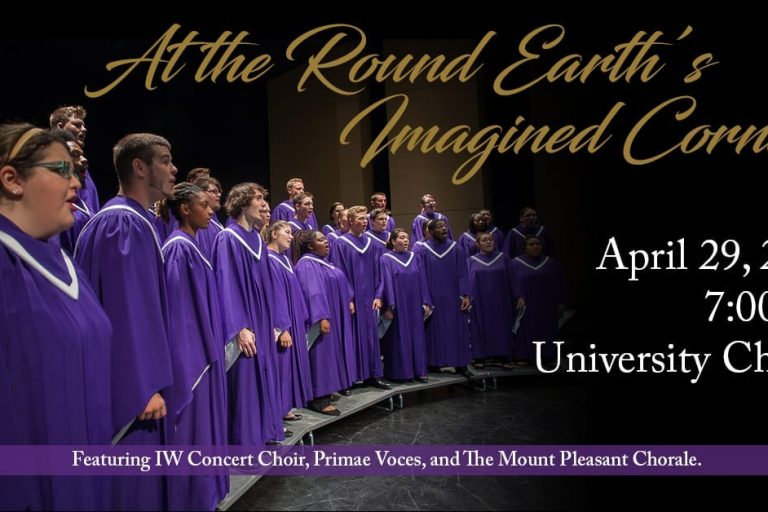 IW Spring Concert event