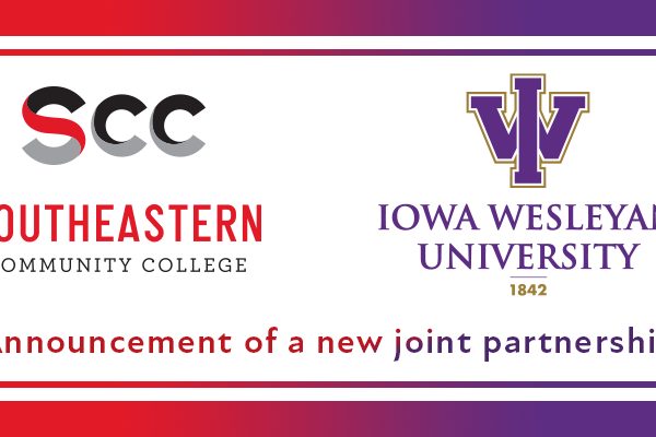 Iowa Wesleyan and SCC announce a partnership